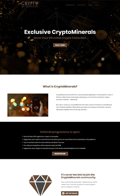 cryptominerals.co