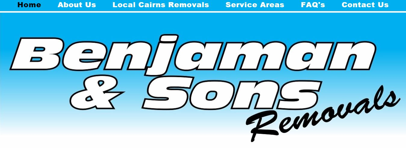 Benjamin & Sons Removals Cairns