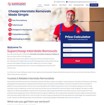 Super Cheap Interstate Removals
